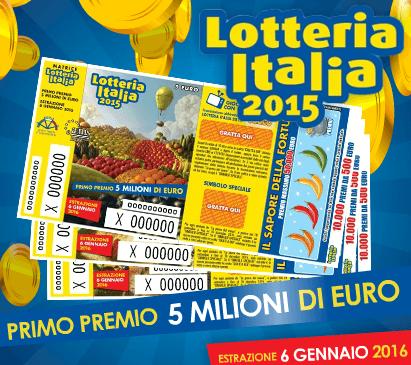 Premi consolazione lotteria 2018