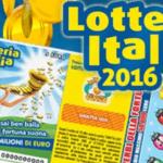 Lotteria Italia 2016: Ranica, Bergamo, Tarsia, Cosenza, Milano, Livorno