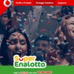 Giocare Gratis al Superenalotto con Happy Friday di Vodafone