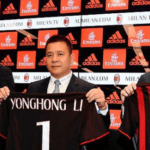 Possibile retrocessione del Milan di Yonghong Li. Le quote dei bookmakers Sisal Matchpoint.