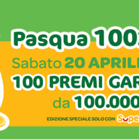 SuperEnalotto Pasqua 100x100 2019.